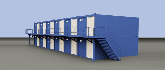 блочно модульные здания производство