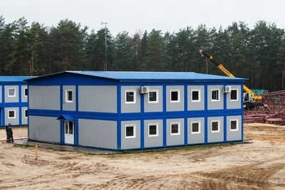 Преимущество блочно модульного здания
